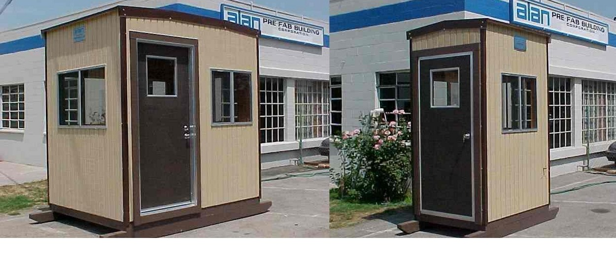 Deluxe Rental Guard Houses